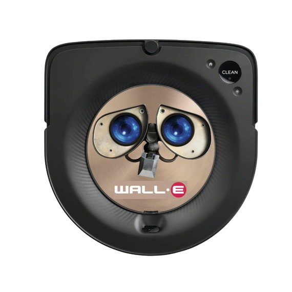 Wall e sticker for Roomba S9 robot Vacuum cleaner
