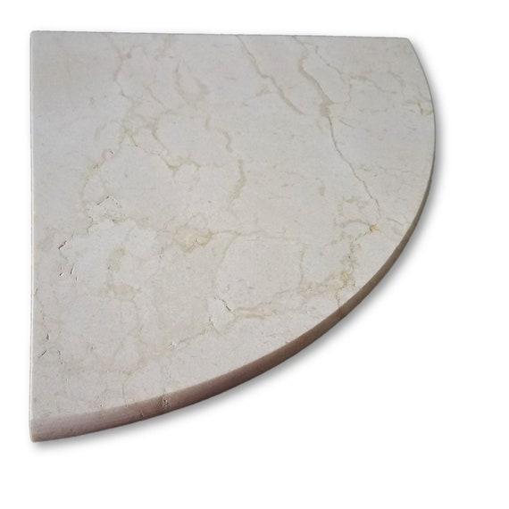 Marble Corner Shower Shelf.8 Marble Corner Shelf Shower Shampoo Holder Classic Marfil Natural Stone Bathroom Caddy Bath Soap Dish