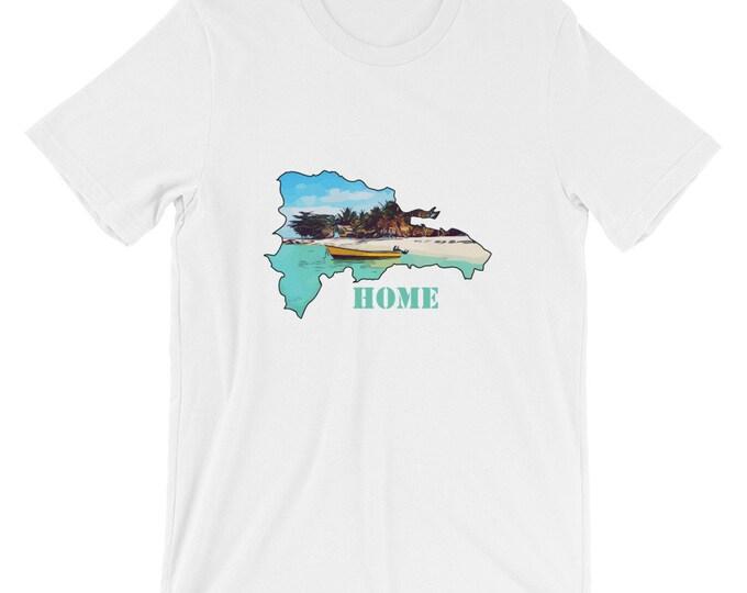 DR Home Short-Sleeve Unisex T-Shirt