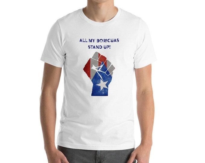 PR Stand Up Short-Sleeve Unisex T-Shirt