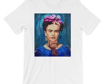Frida Short-Sleeve Unisex T-Shirt
