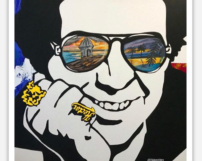 Hector Lavoe Sticker