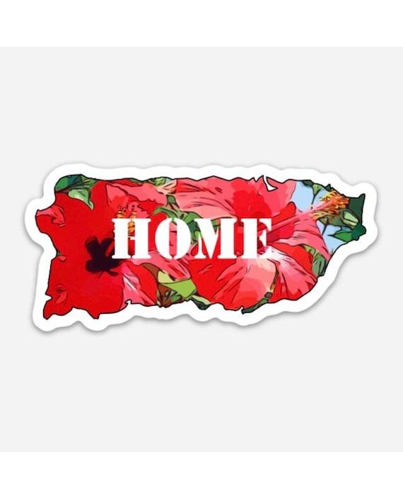 PR Home Sticker