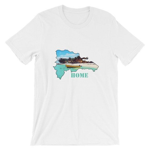 DR Home Short-Sleeve Unisex T-Shirt