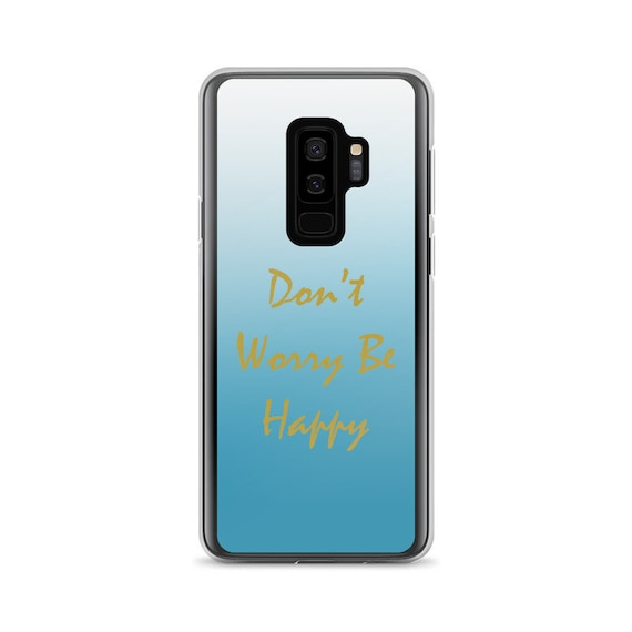 Don't worry be happy Samsung Case