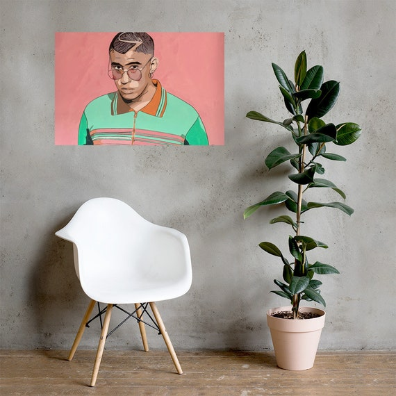 BBunny Photo paper poster