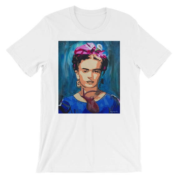 Frida Short-Sleeve Unisex T-Shirt