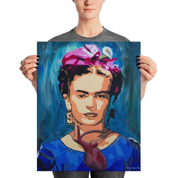 Frida Kahlo Poster