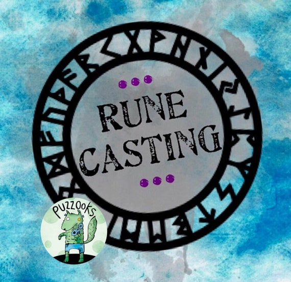 Rune Casting Etsy Divination (from latin divinare, 'to foresee, to foretell, to predict, to prophesy', related to divinus, 'divine'), or to be inspired by a god, is the attempt to gain insight into a question or situation by way of an occultic, standardized process or ritual. etsy
