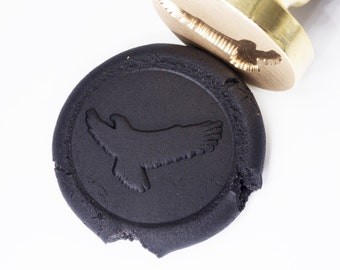 Eagle Wax Seal Stamp - Hawk and Animal Series (EAGL)