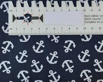 Cotton fabric, 10 cm, various patterns