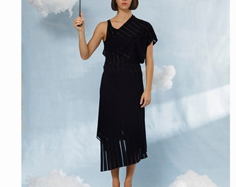 Hawk - dress with inner top
