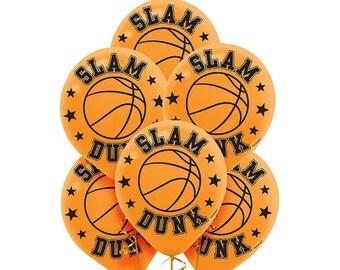 2200566cc Basketball party balloons   basketball  basketball balloons  party balloons basketball  party  basketball celebration  balloons