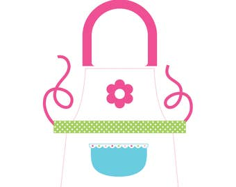 My Sweet Baker Party Favor Apron / Baking party / Chef party/ Chef / Baking / Little Chef party / Little Chef / party favor