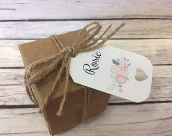 Message in a bottle - Will you be my bridesmaid/maid of honour gift DIY