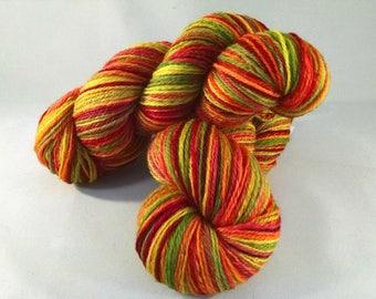 Handspun yarn - sport weight 626