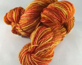 Handspun yarn - DK weight  (#624)