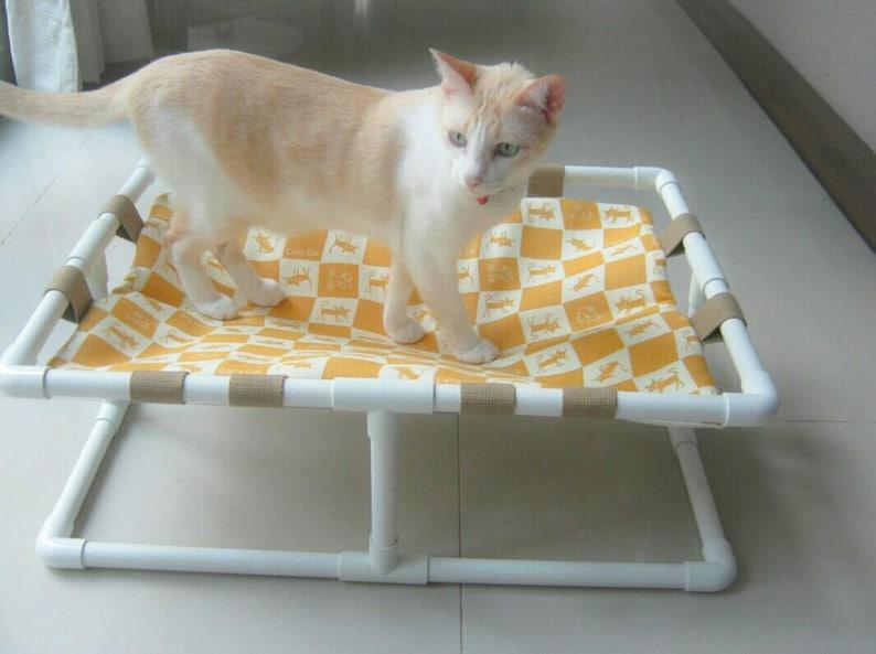 8b5a53d8280c22 Gatto letto culla del gatto gatto amaca amaca animali di | Etsy