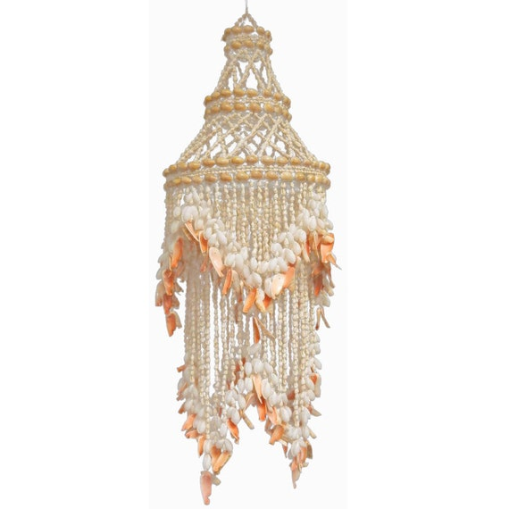 South African Chandelier | Nautical chandelier, Sea shell