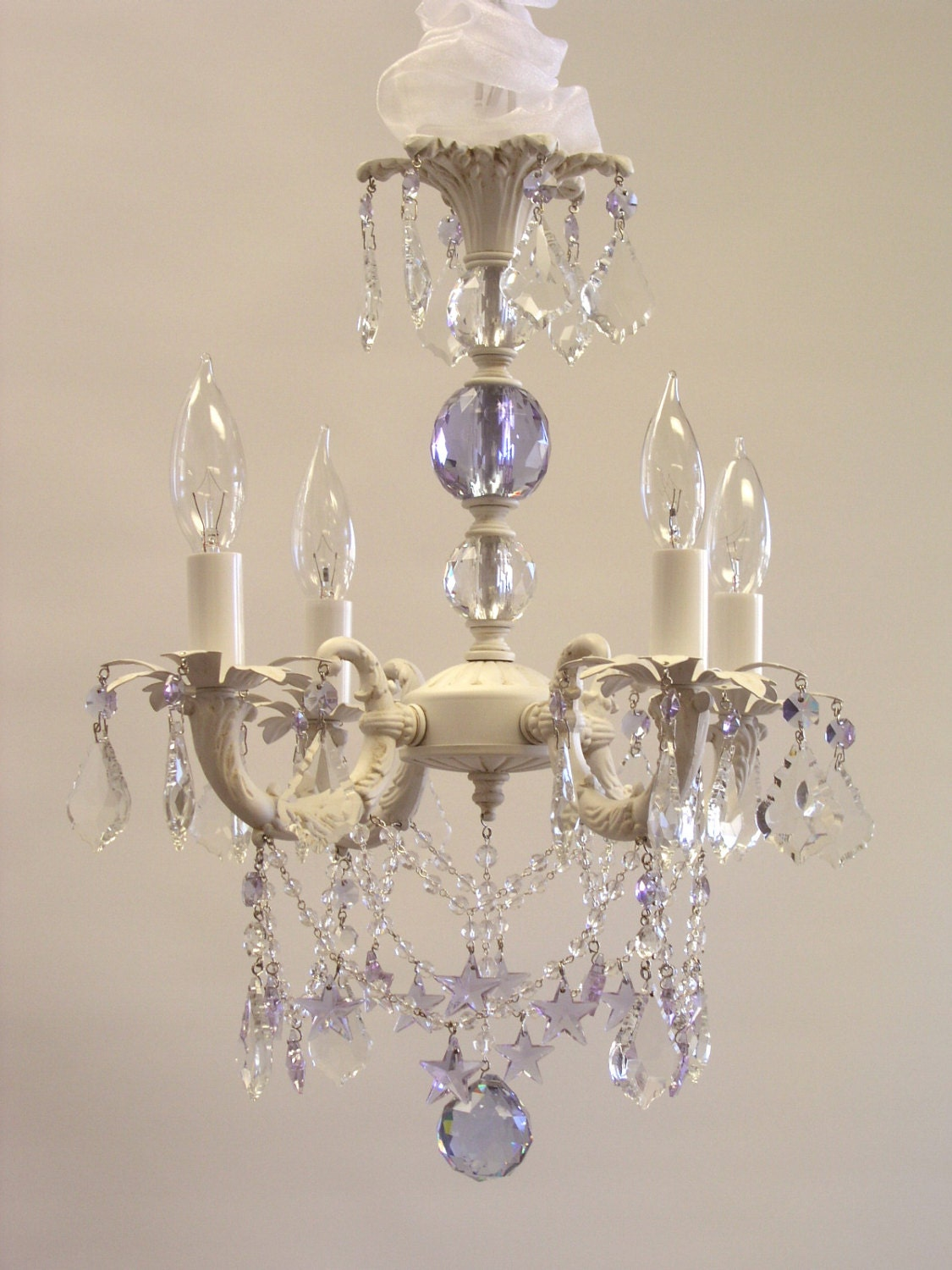 Fantastic Shabby Chic Cottage Style Mini Chandelier Sugar Plum Download Free Architecture Designs Scobabritishbridgeorg