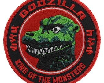 Godzilla - KOTM (patch)