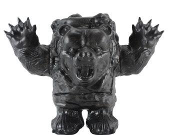 Bearrito [black] (vinyl toy)
