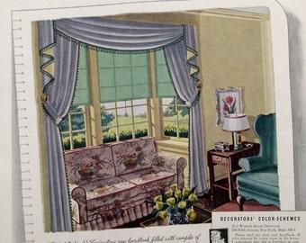 1930s Home Decor Etsy