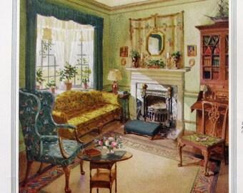 1920s Home Decor Etsy