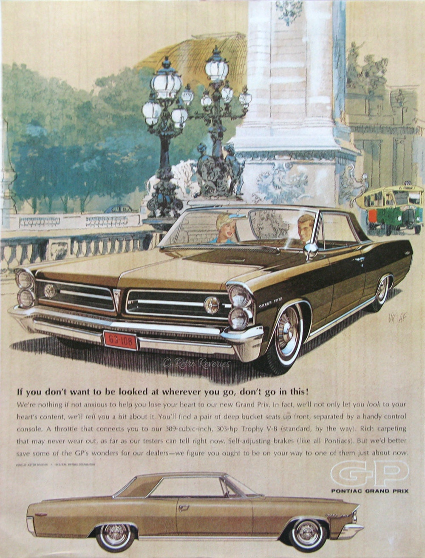 Image result for 1963 pontiac ad