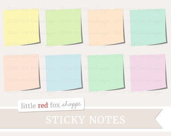 Post Notes Png Clipart (#2992785) - PinClipart