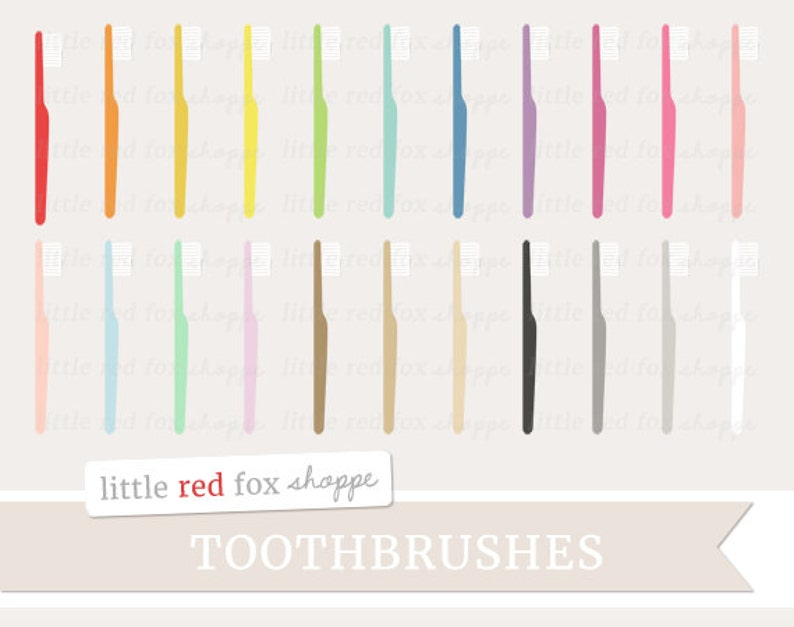 Zahnbürste Clipart, ClipArt Zahnarzt, Zahn putzen Clipart, Bad Clipart,  Zähne Clipart, süße Digital Graphic Design kleine kommerzielle Nutzung