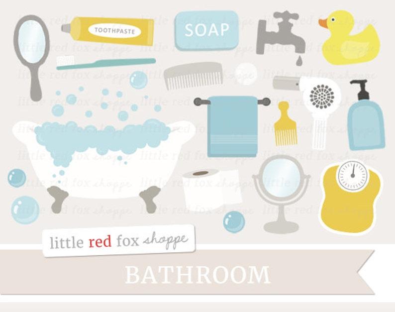 Bad Clipart, Bad Zeit ClipArt, Klaue Fuß Badewanne Clipart, Seife Clipart,  Clipart Spiegel, süße digitale Grafik-Design kleine kommerzielle Nutzung