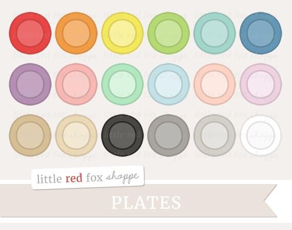 Plaque Clipart Diner Clip Art Cuisine Cuisson Alimentaire Etsy