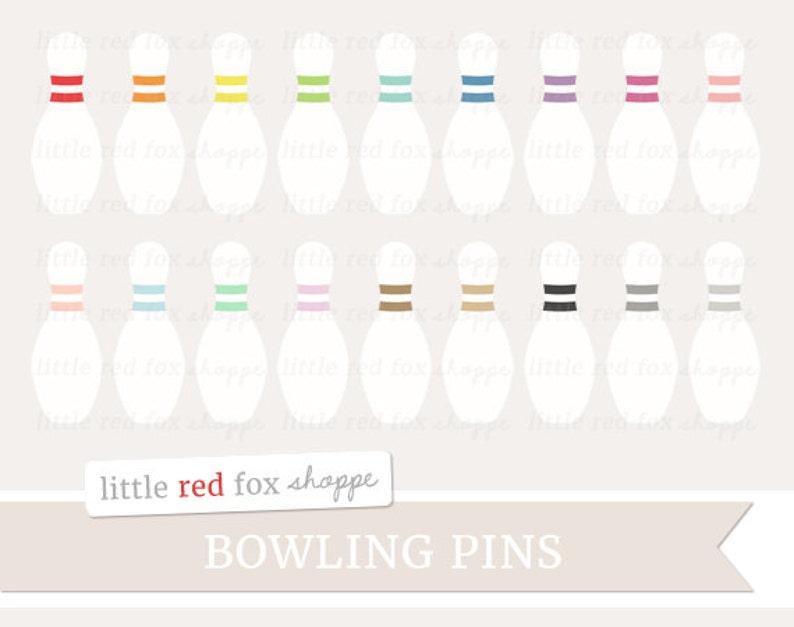 Bowling Pin Clipart Sports Clip Art Sport Lane Ball League image 0