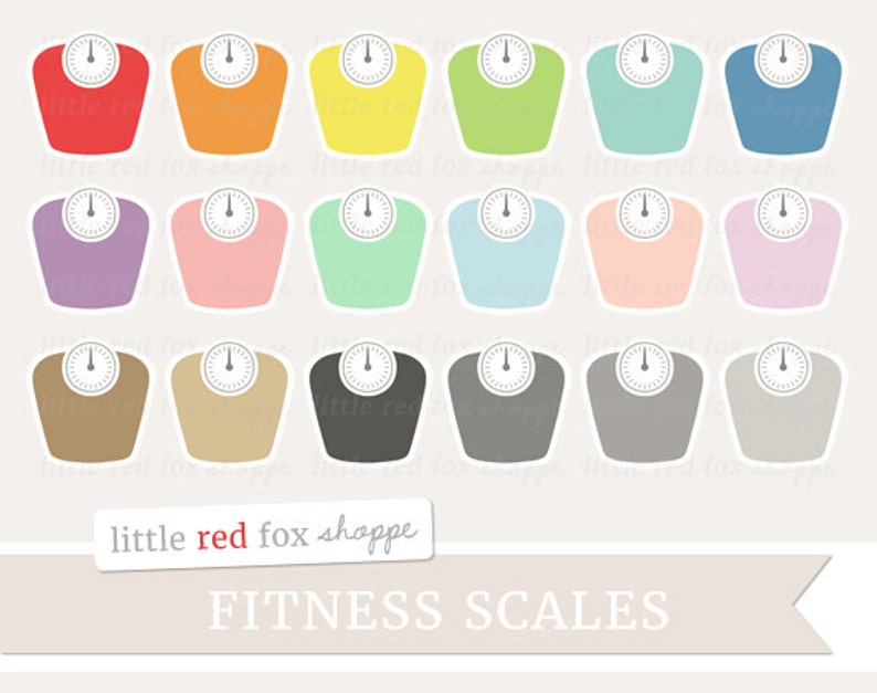 Scale Clipart Fitness Scale Clip Art Bathroom Scale Weight image 0