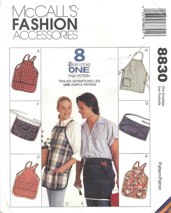 McCalls 8830 Sewing Pattern Eight Great Looks One Easy Pattern | Etsy
