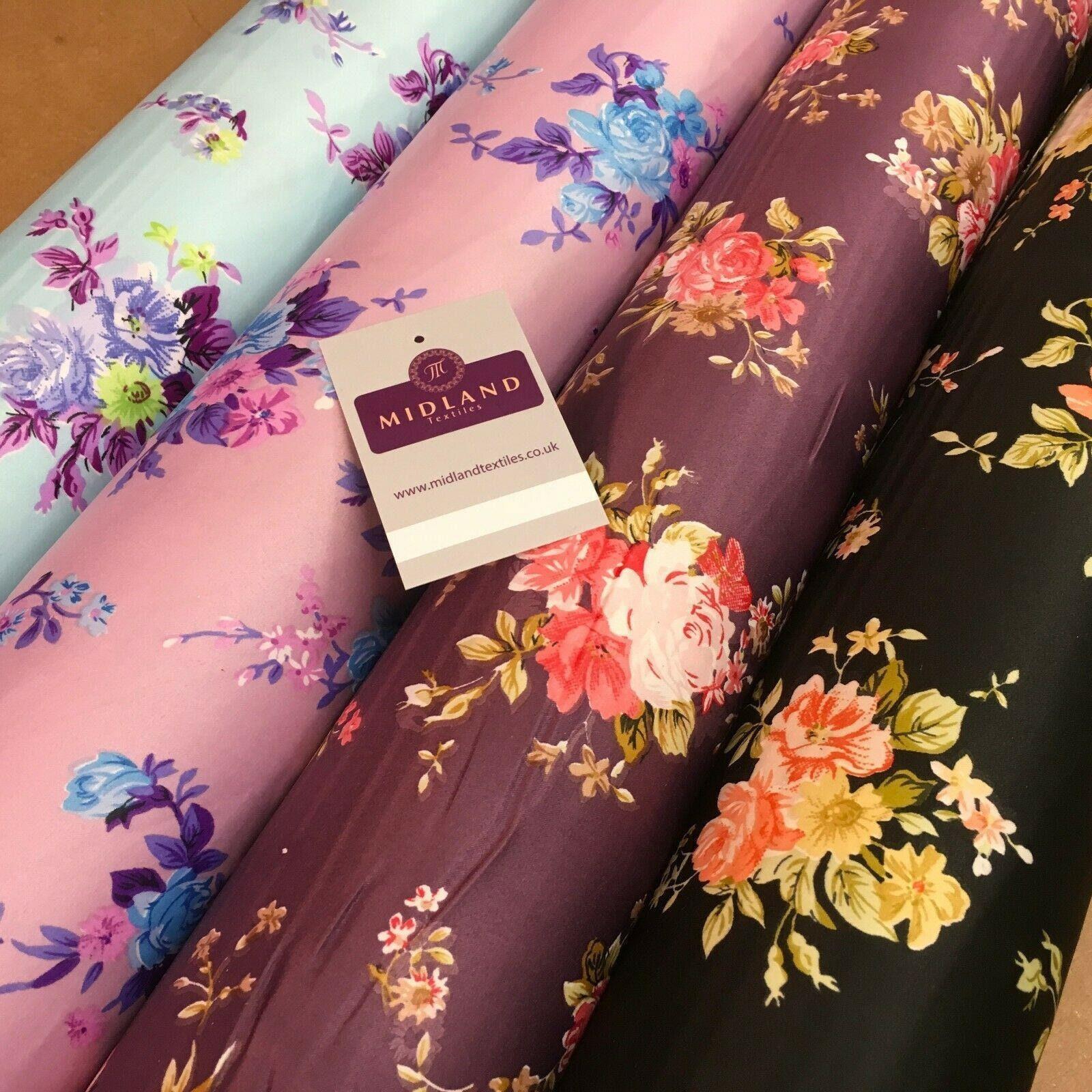 "Lightweight Purple pin striped cotton jersey dress skirt fabric 58/"" M720-7 Mtex"