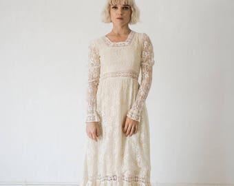 ANNA - Vintage wedding dress