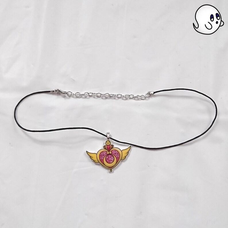 Sailor Moon Cord choker