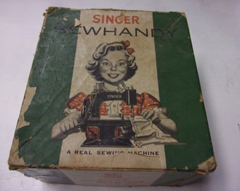 Singer sewhandy model #20 childrens sewing machine