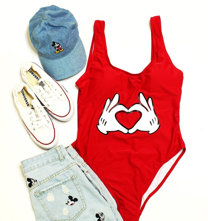 47cc5f40b80df Disney Cruise Swimsuit. Disney Swimsuit Women. Disney Swim. | Etsy