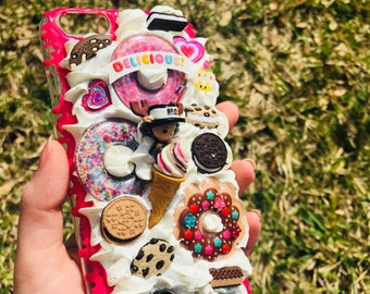One Piece Chopper Dessert Decoden Phone Case iPhone 6/6S Plus