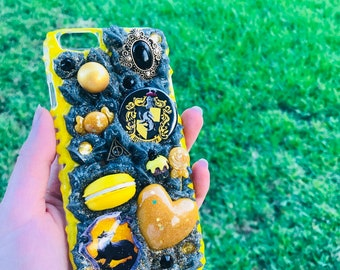 Hufflepuff Decoden Phone Case iPhone 6/6S