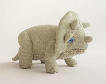Small Papa Trino - Handmade Stuffed Animal