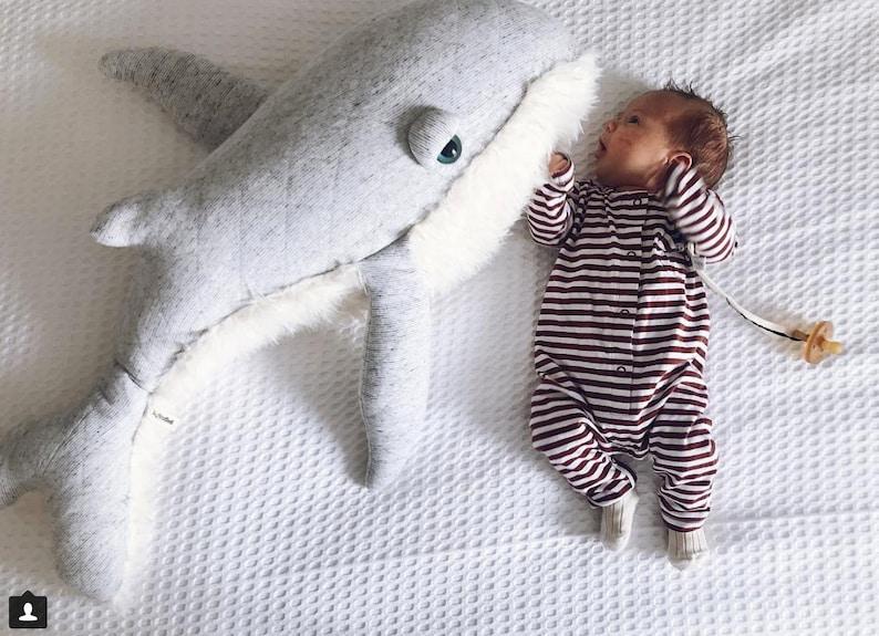 Grande Baleine Papi - Créatrice ETSY : BigStuffed