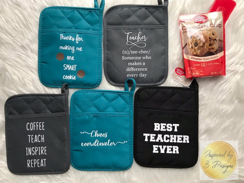 Thanks For Making  Me One Smart Cookie Teacher Appreciation Teacher Thank You Gift End Of Year TeacherBus Driver Gift School Gift