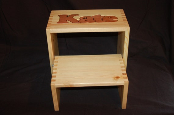Enjoyable Step Stool Personalized Caraccident5 Cool Chair Designs And Ideas Caraccident5Info