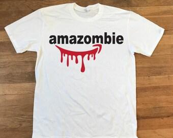 Amazon AMAZOMBIE T-shirt