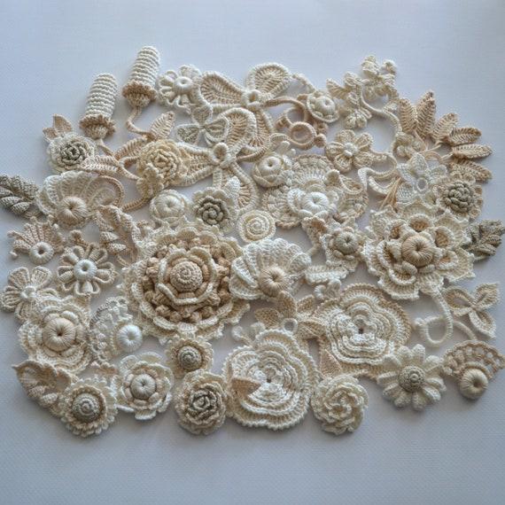 Espuma de formación de flor Fleurs Blossom Collection Pack de 10 Hojas 1 de cada color