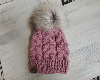 Multi Colored Pastels Newborn-6M Boys//Girls Handmade Knit Hat VERY SOFT